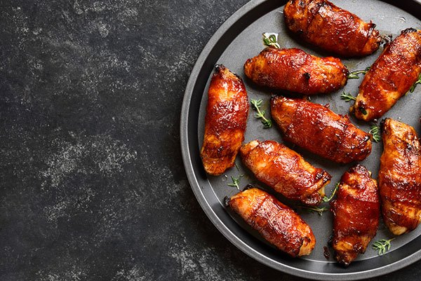 george foreman grill recipes chicken wings
