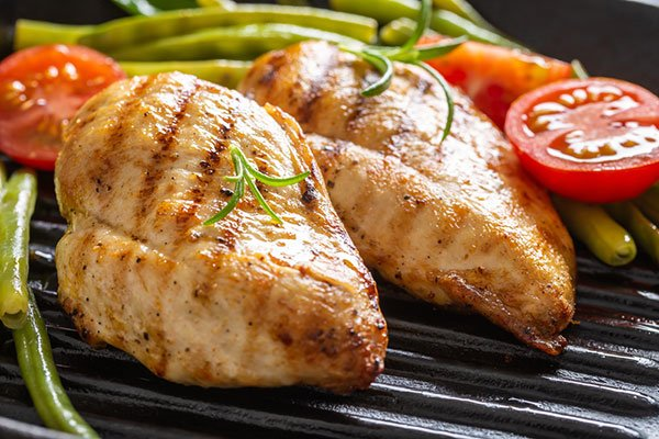 george foreman grill recipes chicken thighs