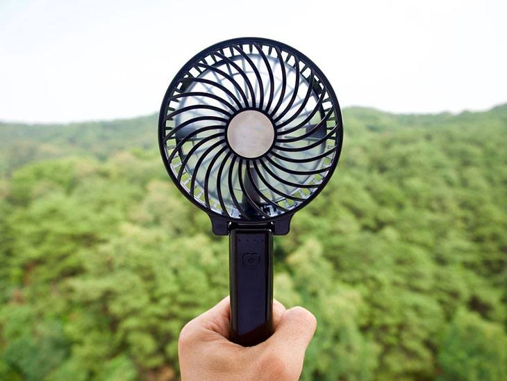 portable fan for tent camping